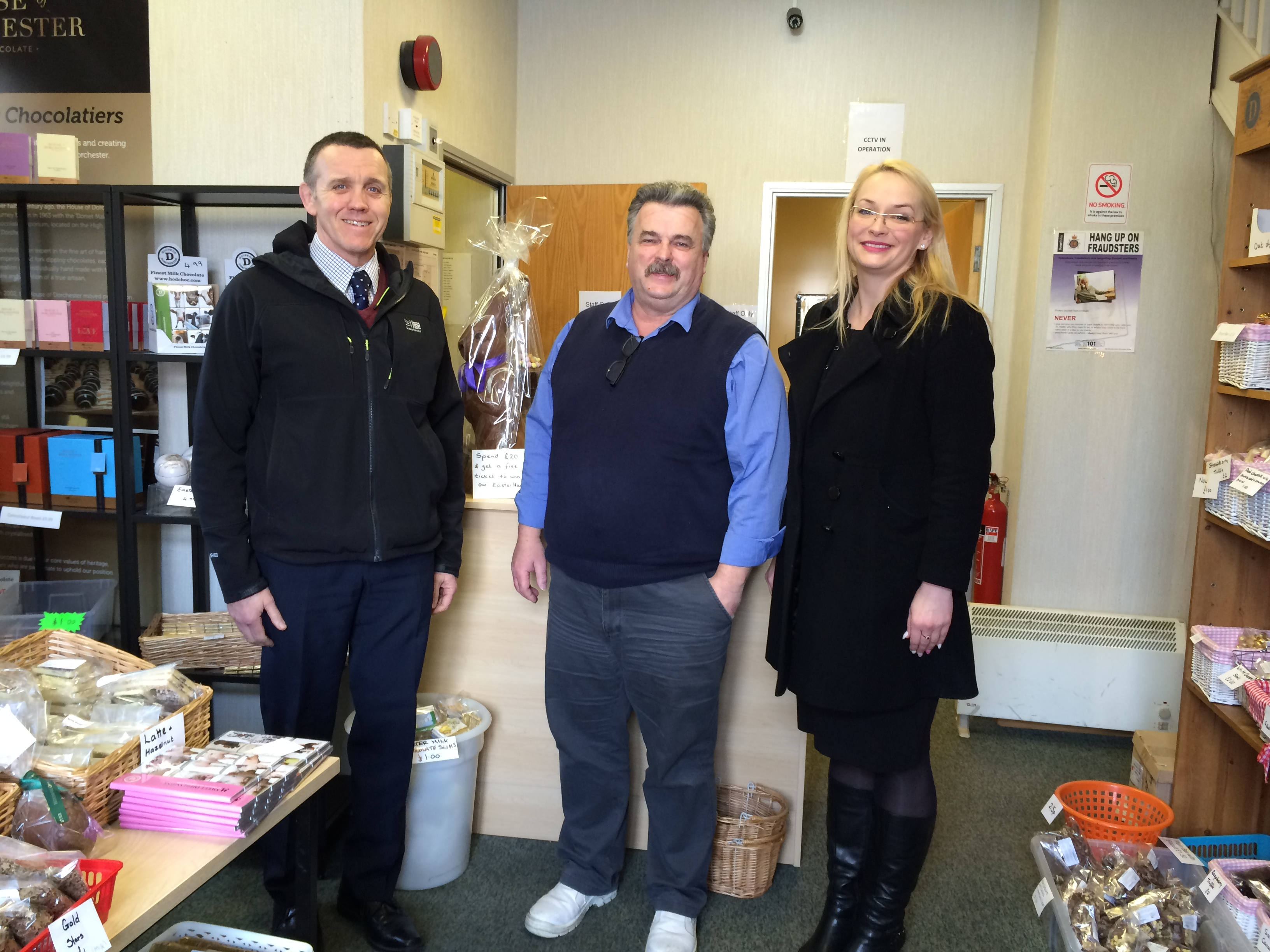 Mploy Dorchester renew contract with House of Dorchester