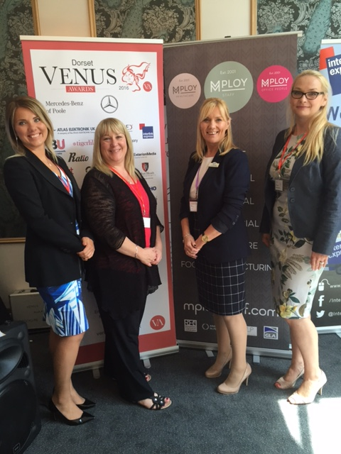 Mploy are proud sponsors of Women in Busines