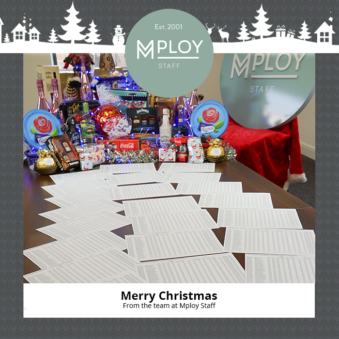Mploy Advent Calendar