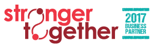 We're a Stronger Together Business Partner