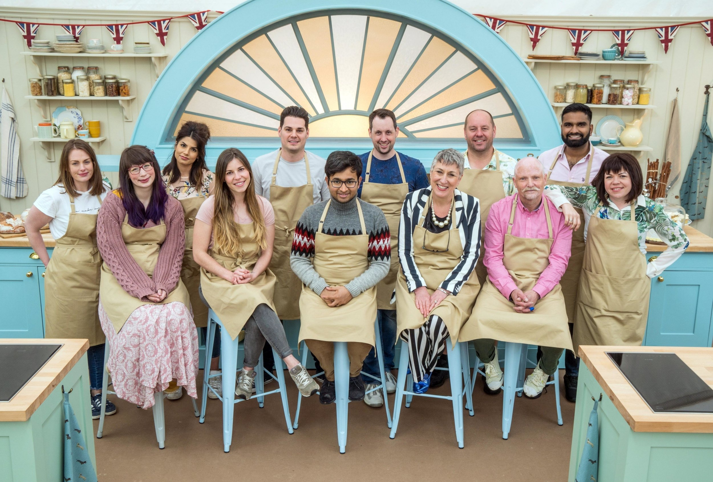 Bake Off: Are you more GBBO or TGIF?