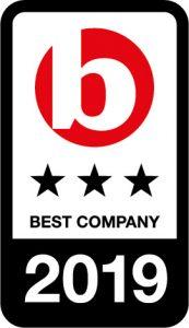 Best Company 2019 Logo