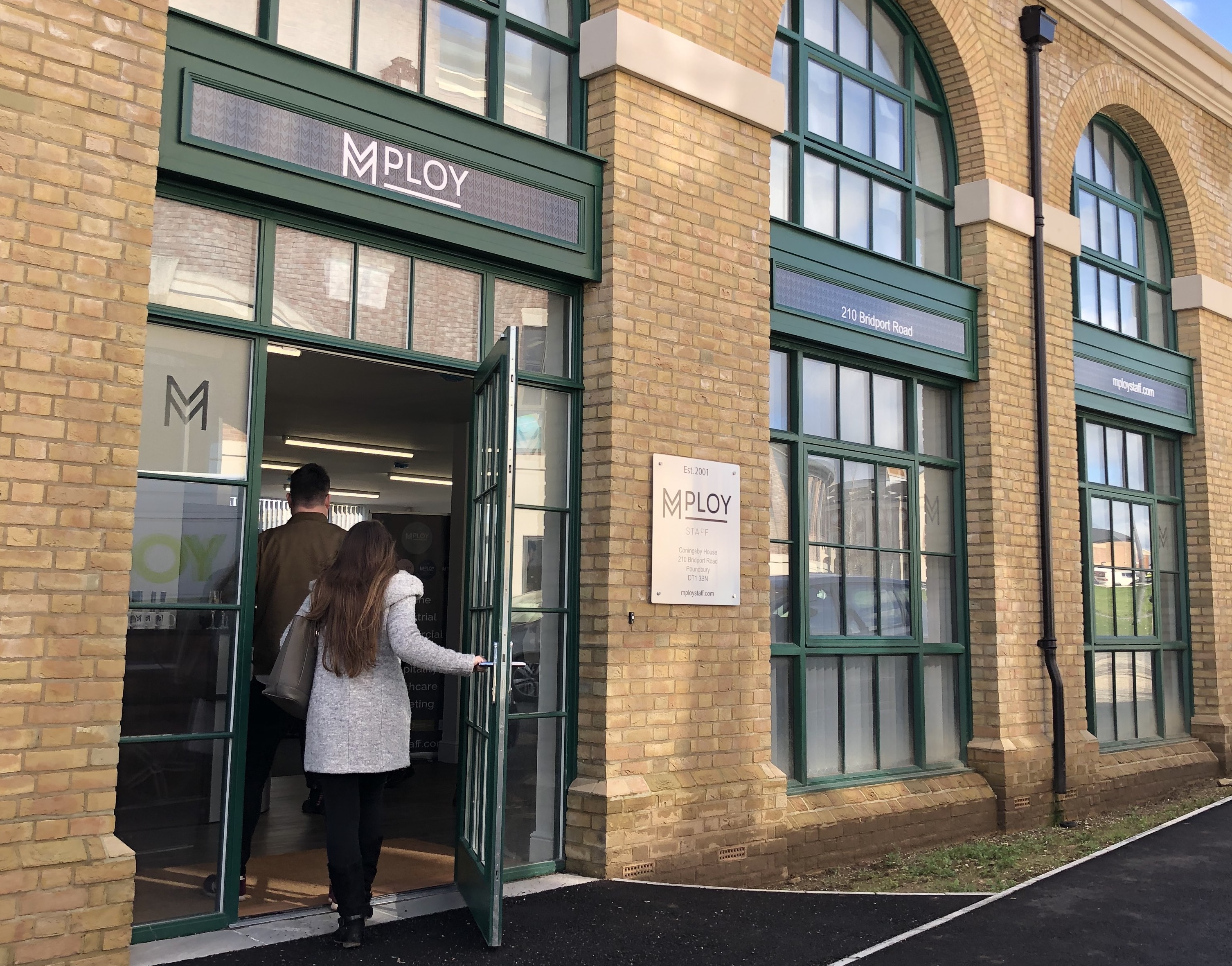 Mploy Dorchester Relocates To Beautiful Poundbury