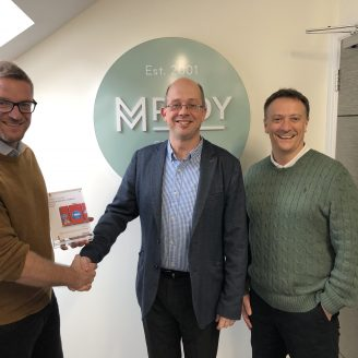 Mploy Receives Award From BDO