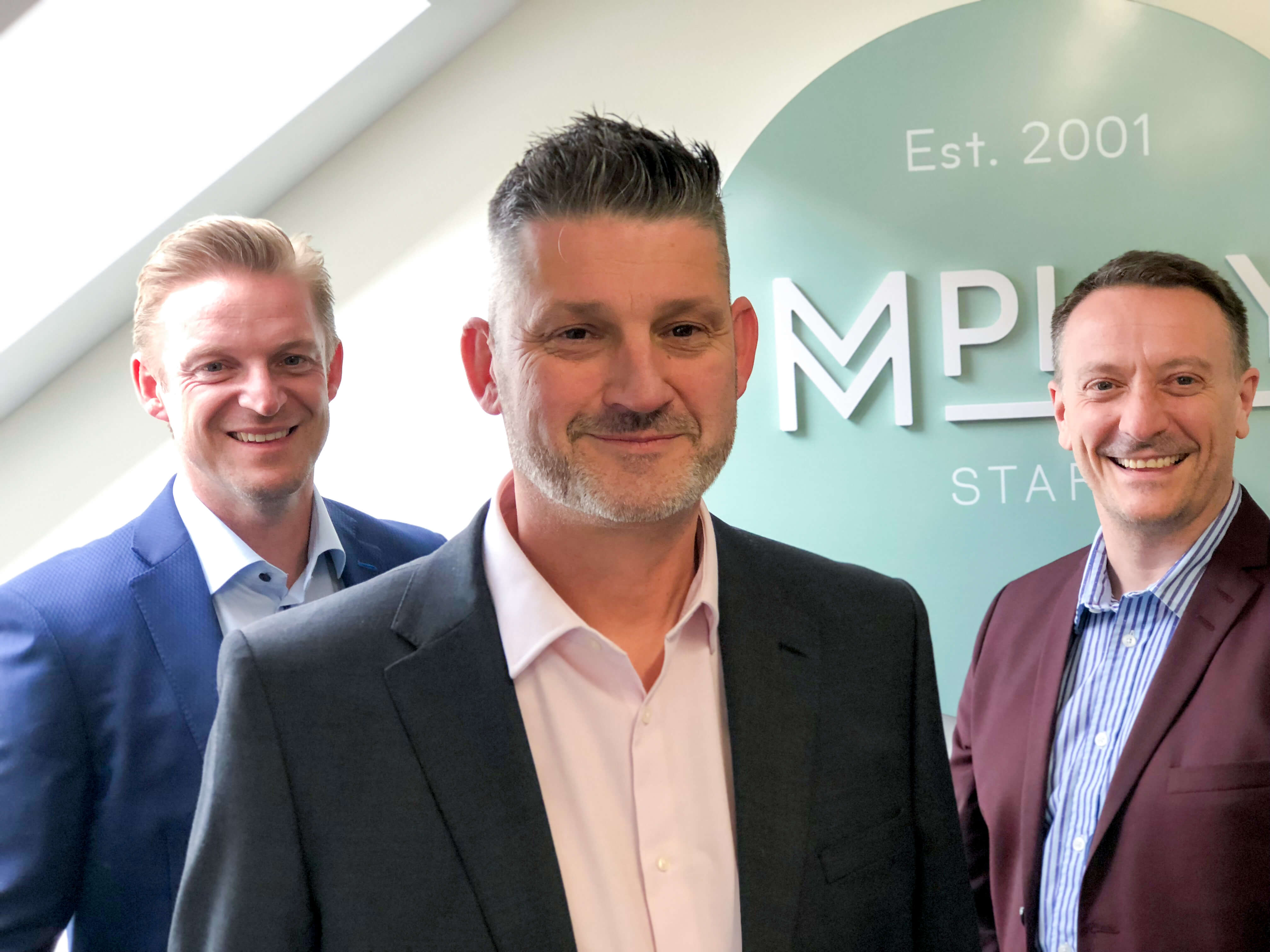 Mploy are celebrating 20 years in business!